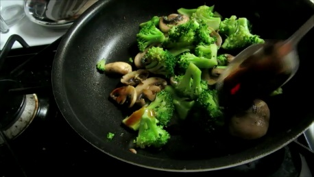 Sautéed Broccoli Step4