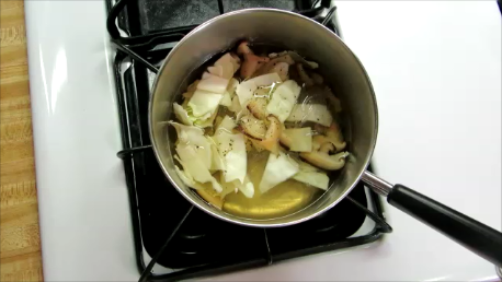 harusame soup step 4