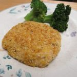 low sodim baked panko chicken