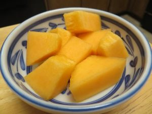low sodium cooking cantaloupe