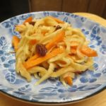 low sodium kiriboshi daikon salad dried daikon salad