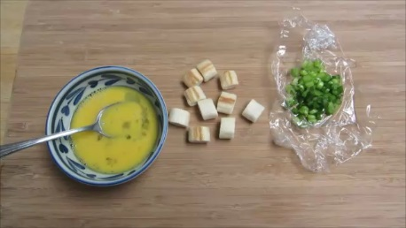 fu baked wheat gluten soup step
